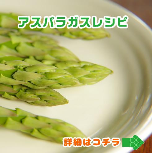 アスパラガスレシピ